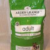 Arden Grange Lamb & Rice 6kg