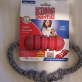 Kong Dental Medium with Rope